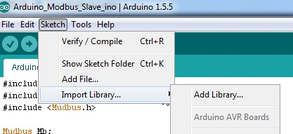 c - Keeping all libraries in the Arduino sketch